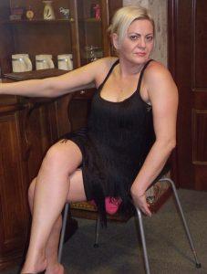 Дешевая проститутка Полина - возраст 45, рост 174, вес