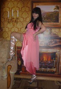 Элитная путана Диана - возраст 27, рост 168, вес