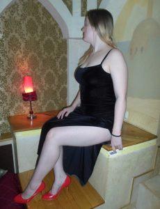 Элитная проститутка Юля - возраст 34, рост 168, вес