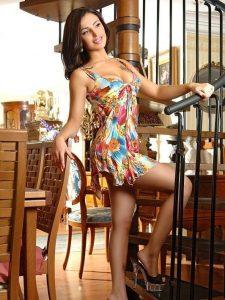 Дешевая индивидуалка Анастасия - возраст 24, рост 167, вес