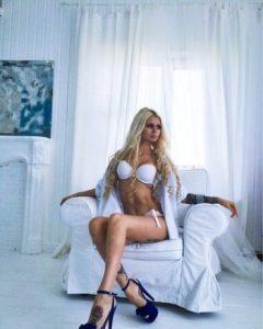 Элитная проститутка Лиза - возраст 24, рост 167, вес