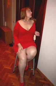 Дешевая индивидуалка Анжелика - возраст 56, рост 174, вес