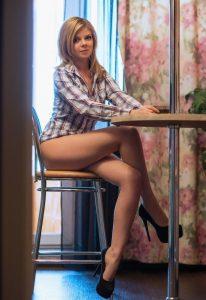 Дешевая проститутка Настя - возраст 24, рост 170, вес