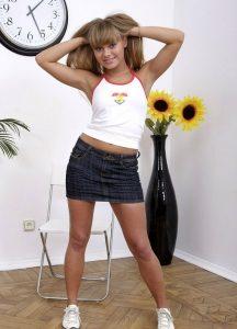 Дешевая проститутка Риточка - возраст 20, рост 167, вес