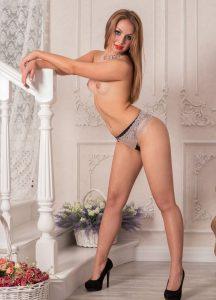Элитная индивидуалка Евгения - возраст 21, рост 165, вес
