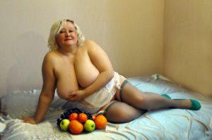 Зрелая шлюха Анфиса - возраст 44, рост 165, вес