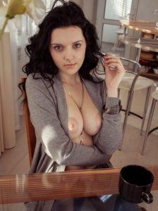 Элитная проститутка Кристина - возраст 25, рост 168, вес