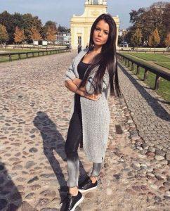 Зрелая проститутка Лера - возраст 22, рост 167, вес