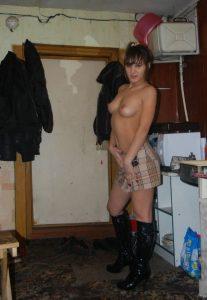 Дешевая индивидуалка Кристина - возраст 24, рост 172, вес