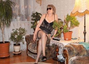 Элитная путана Светлана - возраст 41, рост 167, вес