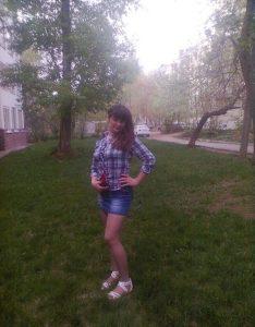 Дешевая шлюха Валерия - возраст 23, рост 165, вес