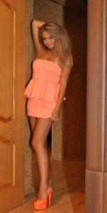 Выездная шлюха Мария - возраст 24, рост 168, вес